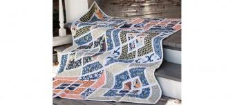 Botanique Quilt by Joel Dewberry - Quilt Anleitung - GRATIS DOWNLOAD