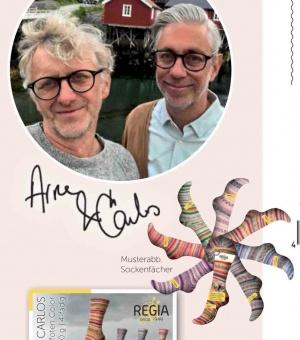 VORBESTELLAKTION! Arne & Carlos Regia Design Line Lofoten - 4-fach Sockengarne / Pairfect Sockenwolle - LIMITED EDITION!