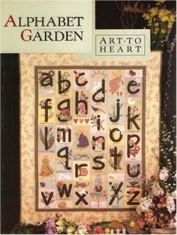 Art to Heart - Alphabet Garden