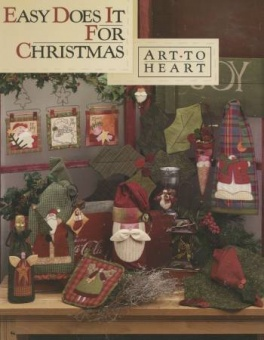 Art to Heart - Easy does it for Christmas