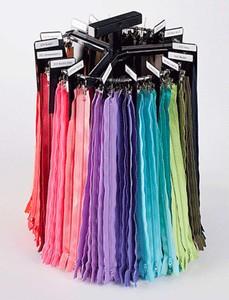 Reißverschlüsse / Reißverschluss - 13 Trendfarben - 22 inches / 55cm - Zippers are No Big Deal! - YKK Atkinson Designs