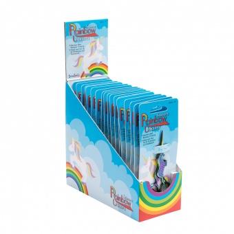 """Einhorn Regenbogen Stickschere - 4"""" Rainbow Unicorn Scissors - Einhornschere"""