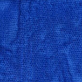 Sail Marble - Leuchtend Blauer Tonga Blender Batikstoff