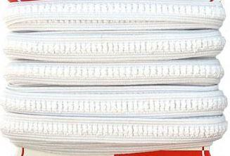 Antidruckstellen Maskengummi - Baby Elastic - 5m Karte Gummizug / Gummitwist / Gummiband / Gummizug  - elastisch für Behelfsmasken & Babykleidung