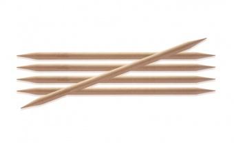 KnitPro Grobstrick Nadelspiele Basix Birch - 20cm