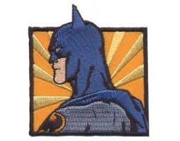 Batman DC Comics Originals - Bügelapplikationen Superhelden