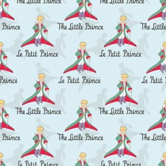 Der kleine Prinz Motivstoff - Le Petit Prince Stoff - The Little Prince by Riley Blake Lizenzstoff