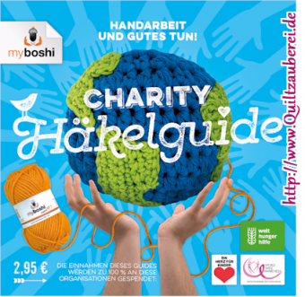 Charity Häkelguide Vol. 11/12 myboshi original Handarbeit und Gutes tun!