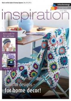 Basic crochet styles & Granny Squares - Schachenmayr SMC Inspiration 072
