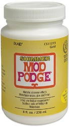 Original Gold Mod Podge - 8 fl. oz.