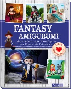 Fantasy-Amigurumi häkeln