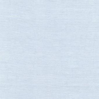 Cloud Essex Yarn Dyed Metallic Leinen & Baumwollstoff - Pastellblau mit Perlmutt Lurex Schimmer Weicher Metallic-Patchworkstoff