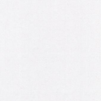 Crystal Essex Yarn Dyed Metallic Leinen & Baumwollstoff - Weiß mit Perlmutt Lurex Schimmer Weicher Metallic-Patchworkstoff
