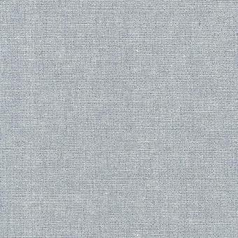 Grau-Silber Schimmer - Weicher Leinen & Baumwollstoff - Fog Essex Yarn Dyed Metallic Patchworkstoff
