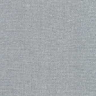Platinum Essex Yarn Dyed Metallic Leinen & Baumwollstoff - Grau mit Perlmutt Lurex Schimmer Weicher Metallic-Patchworkstoff