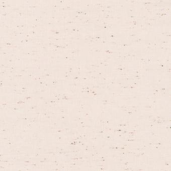 Gelato Essex Yarn Dyed Speckle Leinen & Baumwollstoff - Zartrosa mit Tweed-Speckles Patchworkstoff
