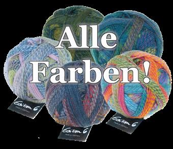 Edition 6.0 Zauberbälle - Schoppel Zauberball - Merino Extrafine Superwash Strickgarne
