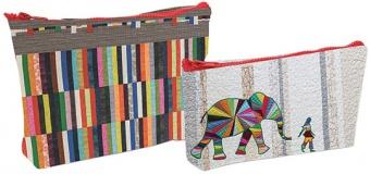 Jennifer Sampou Taschen-Set - Elephant and I Eco Pouch Set