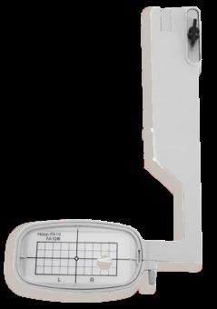 Freiarmstickrahmen -  Stickrahmen FA10a - ELNA & Janome Freiarm Rahmen Zubehör 100mmx 40mm