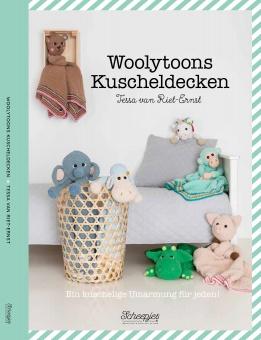 Woolytoons Kuscheldecken häkeln /  Tessa van Riet-Ernst deutsch