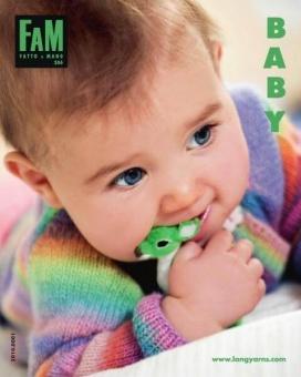 FAM Baby - Fatto A Mano 206 Strickmagazin - Lang Yarn Strickheft