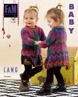 FAM Baby - Fatto A Mano 223 Strickmagazin - Lang Yarn Strickheft