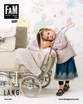 FAM Baby - Fatto A Mano 240 Strickmagazin - Lang Yarn Strickheft