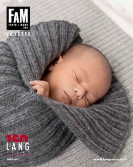 FAM Baby - Fatto A Mano 246 Strickmagazin - Lang Yarn Strickheft