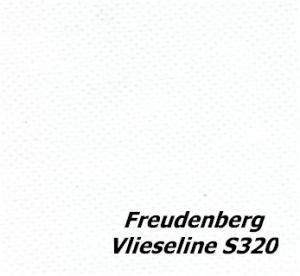 Freudenberg Vlieseline S320 - 45cm Breite - 25m Rolle