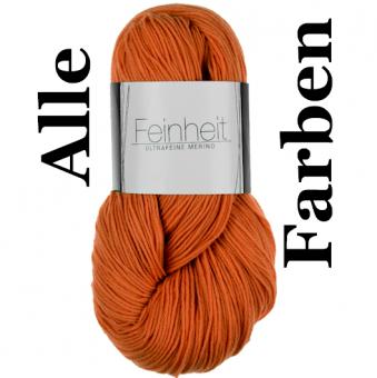 ALLE FARBEN! Feinheit - Ultrafeines Merino Strickgarn & Häkelgarn - Atelier Zitron