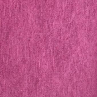 Pinker Leinenstoff - Vorgewaschenes Reinleinen - Damiel Swafing
