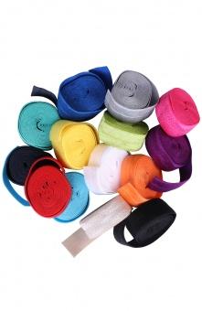 """Bunte Einfassbänder by Annie's - Fold Over Elastic - Einfassband SB-Packung 3/4"""" x 2 yards"""