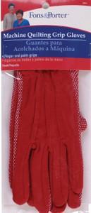 Quilthandschuhe - Fons & Porter Machine Quilting Grip Gloves