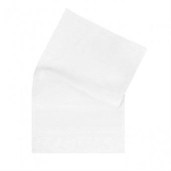 Bestickbares Gästetuch - Weißes Frottier-Handtuch zum Besticken - Tissu de Marie