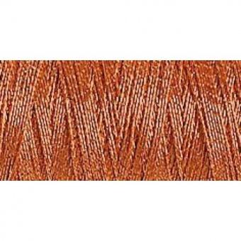 Roségold / Kupfer - SULKY Metallic 200 m / 7011 200m - Metallicfaden / Metallicnähegarn / Metallicstickgarn