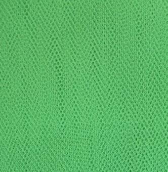 Grüner Wabentüll - Tüll in Frühlingsgrün - Spring Green