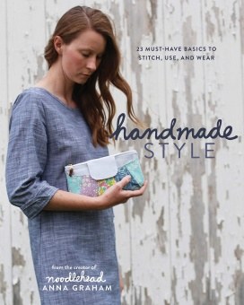 Handmade Style - 21 Must Have Basics to Stitch, Use & Wear - Noodlehead by Anna Graham - VORBESTELLUNG AUGUST 2021
