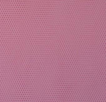 Hellrosa Wabentüll - Tüll Pastellrosa - Light Rose Pink