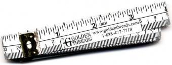 Metermaß / Zentriermaßband mit Nullpunkt - Centering Tape