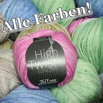 High Twist Concept - ALLE FARBEN! - Atelier Zitron Strickgarn & Sockengarn