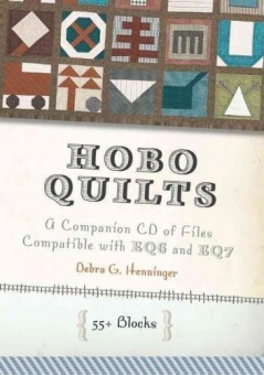 The Civil War Love Letter Quilt Buch und Software Hobo Quilts Software CD-ROM