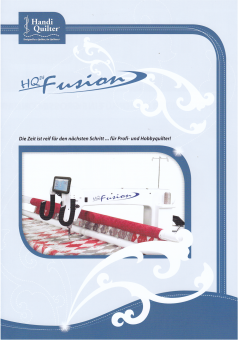 Handi Quilter HQ18 Avante - Informationsbroschüre & Katalog