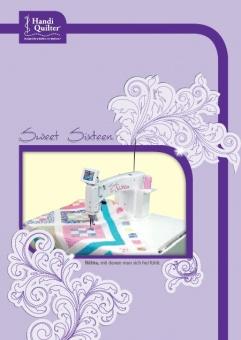 Handi Quilter HQ16 Sweet Sixteen - Informationsbroschüre & Katalog