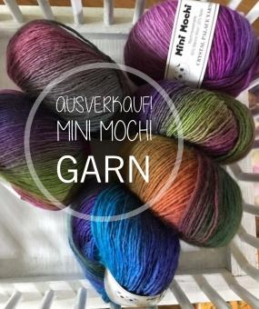SALE! Mini Mochi Farbverlaufsgarn  VIELE FARBEN!