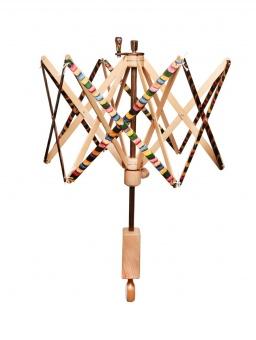 Knit Pro  Schirmhaspel Holz / Wollhaspel / Stranghaspel