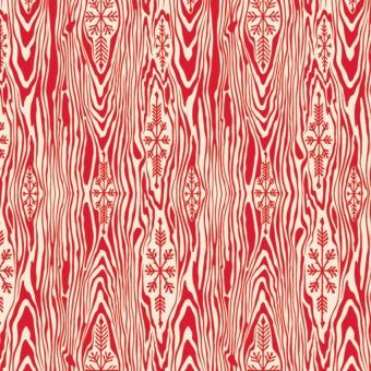 Holly Yule Log - Holiday Homies by Tula Pink