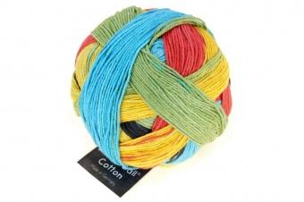 Zauberball Cotton - Schoppel Zauberbälle Echte Abwechslung 2338
