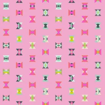 Starlight  Arrowheads - Spirit Animal by Tula Pink
