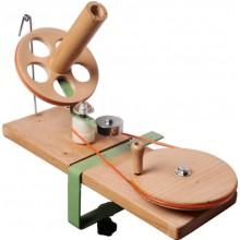 Knit Pro Knäuelwickler aus Holz / Wollknäuelwickler / Wickelmaschine / Wollwickler