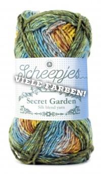 Scheepjes Secret Garden - VIELE FARBEN!